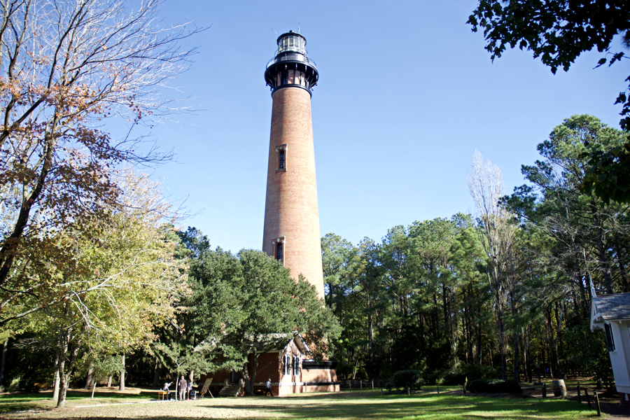 Currituck Beach Lighthouse and Grounds