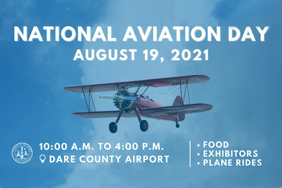 National aviation day at Dare County Regional Airport