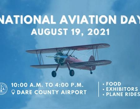 Poster National Aviation Day