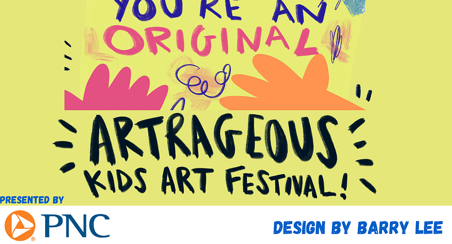 Artrageous 2021--perfect for the whole family.